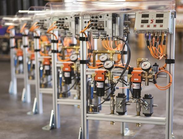 اصول انتخاب تجهیزات مربوط به کاربردهای مختلف ربات های صنعتی , رباتیک , ربات صنعتی , رباتیک صنعتی