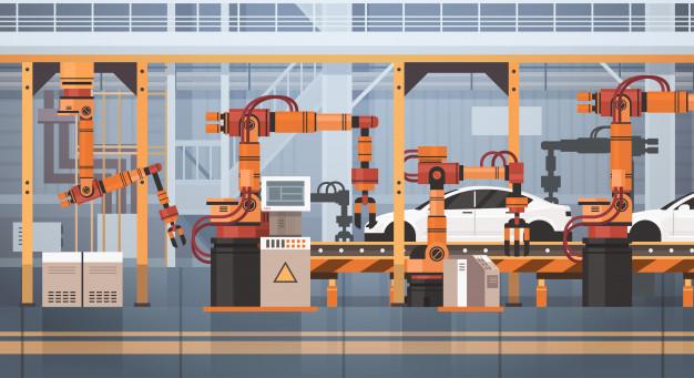 کرونا , اتوماسیون صنعتی , رباتیک صنعتی , انقلاب رباتیک چین , اقتصاد چین COVID-19 , Industrial Automation , Industrial Robotics , China's robot revolution , China economy