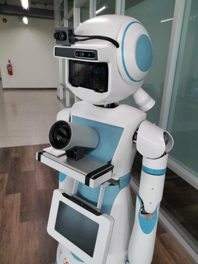 پاندمی COVID-19 , اتوماسیون صنعتی , رباتیک , ربات های ضدعفونی کننده