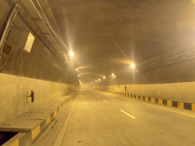 آزاد راه تهران شمال , پتسا صنعت , سیستم اعلام حریق , F&G , کابل LHD